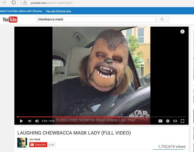 Blog Post Chewbacca Capture